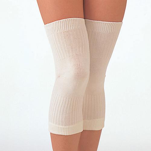 シルクひざあて 2枚組 日本製