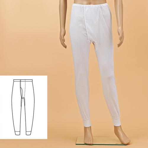 ズボン下  紳士用(日本製 綿100%肌着)   [PC122]
