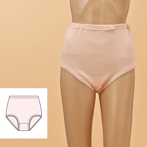 ショーツ  婦人用 (日本製 綿100%肌着)   [PC701]
