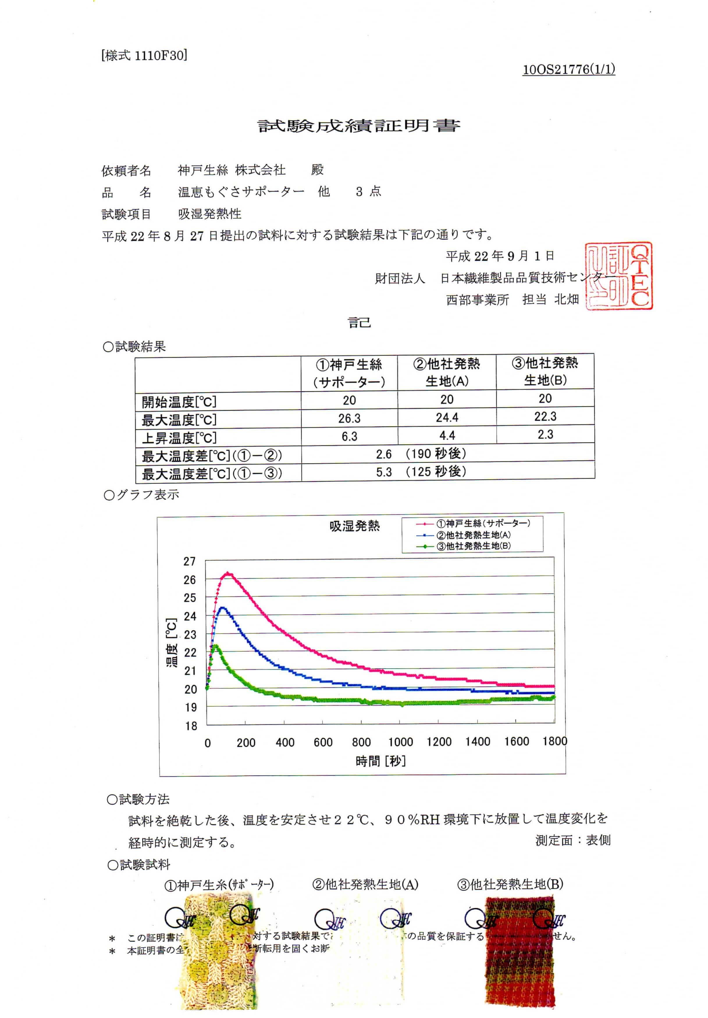 シルク もぐさサポーター   「温恵」   ひじ用 2枚組 日本製