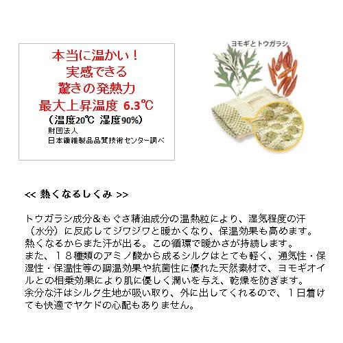 シルク もぐさサポーター 「温恵」 腰・おなか用 1枚入り 日本製