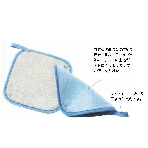 銀イオン洗濯用除菌パット 防臭効果 1枚入り  日本製 当店限定品